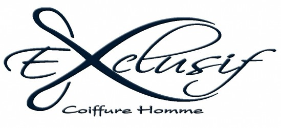 Logo Exclusif coiffeur hommes